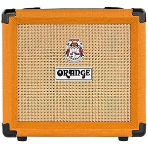 Orange Amplifiers Crush12