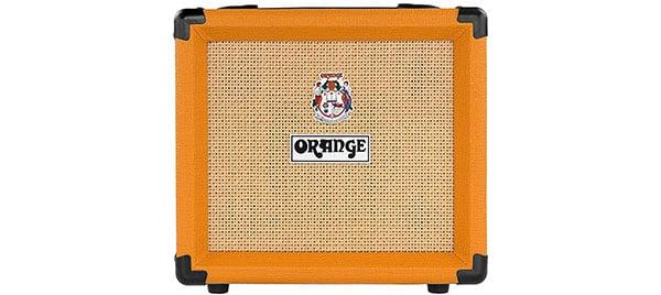 Orange Amplifiers Crush12 – Proven Performance In An Orange Box