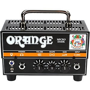 Orange Amplifiers Micro Dark Hybrid – Dodging Standards And Bending The Rules