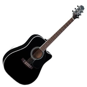 Takamine EF341SC Review – An Iconic Black Beauty