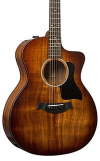 Taylor 200 Series Deluxe 224ce-K Body