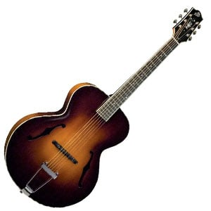 The Loar LH-700 Archtop
