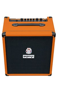 Orange Amplifiers Crush Bass 50 Feature