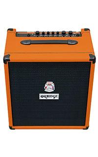 Orange Amplifiers Crush Bass 50 Feature