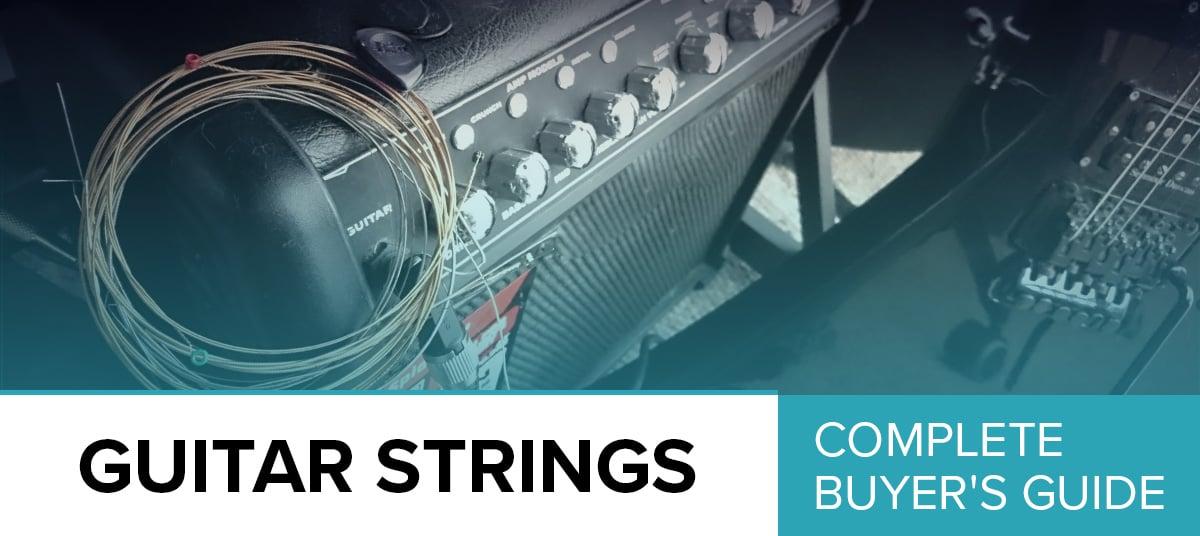 10 Best Guitar Strings Guitarists Favorites Guitarfella