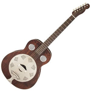 Fender Brown Derby Resonator