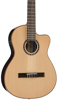 Lucero LFN200SCE Body & Neck