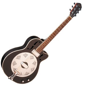 Oscar Schmidt OR6CE Review – Affordable Resonator with Electronics and Great Style