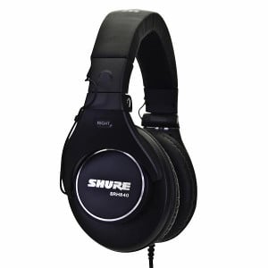 Shure SRH840 Review – Simple Yet Effective