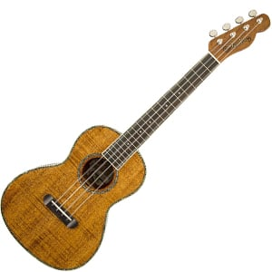 Fender Nohea Tenor Ukulele Review – Classic Fender Style and Playability