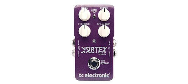 TC Electronic Vortex Flanger Review – A Whole New Approach