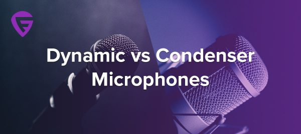 Dynamic VS Condenser Microphones – Scope Of Applications
