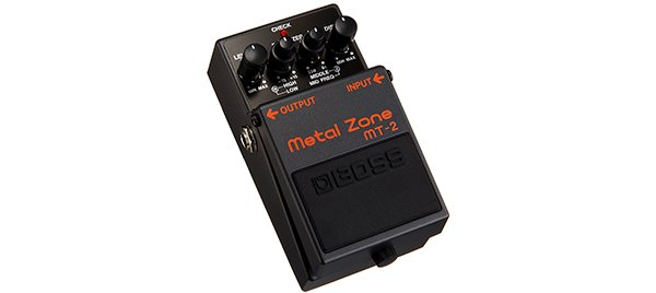 Boss Metal Zone MT-2 Review – The Classic Dist Stomp Box