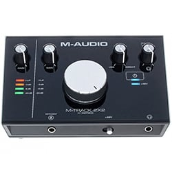 M-Audio-M-Track-Design