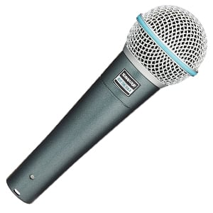 Shure Beta 58A Review Upgrading An Already Formidable Platform