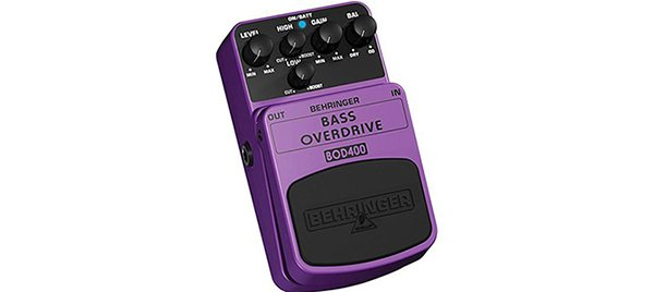 Behringer Bass Overdrive BOD 400 Review – Affordable Yet Practical Choice