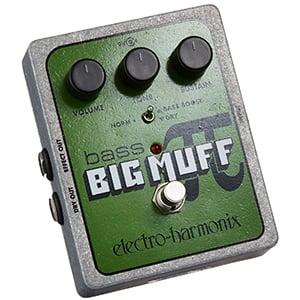 Electro-Harmonix Bass Big Muff Review – Legendary Tone Now On Bass Guitars