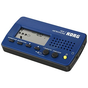 Korg MA1BL Visual Beat Counting Metronome