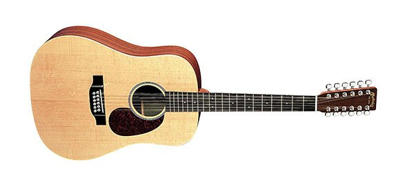 Martin D12X1AE Review -­ Not Your Regular Dreadnought