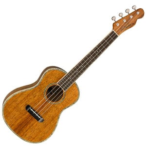 Fender Montecito Tenor Ukulele Review – A Sumptuous All-Koa Tenor Uke