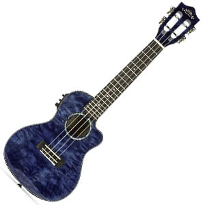 Lanikai QM-BLCEC Concert Review – Surf's Up with this Awesome Concert Uke!