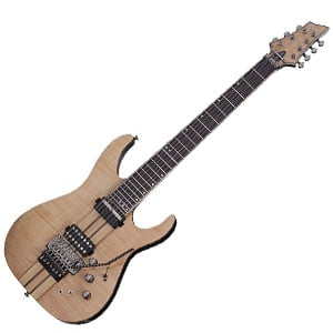 Schecter Banshee Elite-7 FR S Review – Screaming Like a Banshee