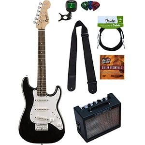 7 best electric guitar starter packs for beginners 2019 reviews. Black Bedroom Furniture Sets. Home Design Ideas