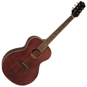 The Loar LH-204 Brownstone
