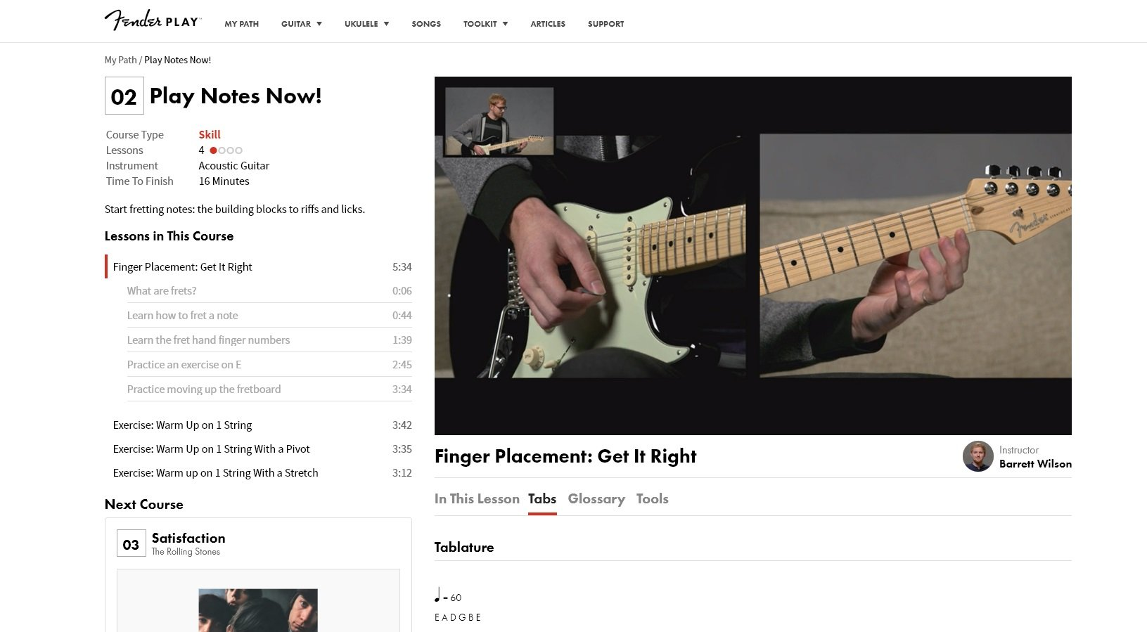 Fender Play Review: Growing Into a Great Platform (2019 Update)