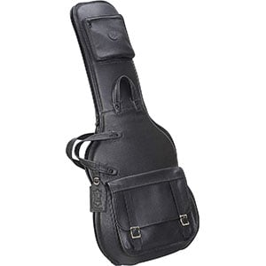 Levy's Leathers LM18-BLK Deluxe Electric Gig Bag