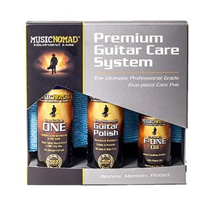 Music Nomad MN108 Premium Guitar Care Kit