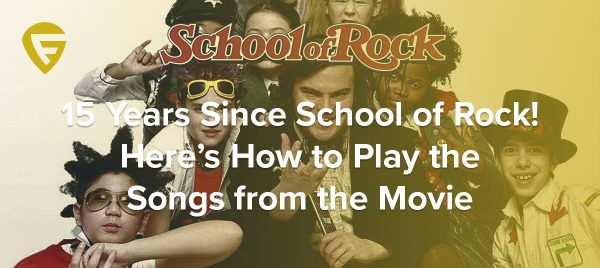 It's Been 15 Years Since 'School of Rock' Was Released: Here's How to Play the Songs That Inspired a Generation of New Guitarists