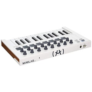 Arturia-MiniLab-MkII-25-Features