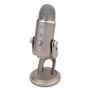 Blue Yeti USB Review – A Podcaster's Dream