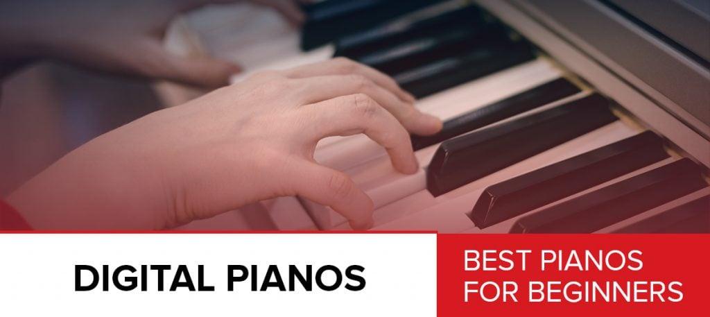 7 best digital pianos for beginners 2019 reviews. Black Bedroom Furniture Sets. Home Design Ideas