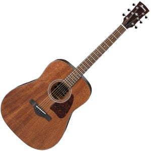 Ibanez AW54OPN Review – A Wonderfully Woody Budget Acoustic