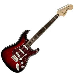 Squier Standard Stratocaster Review – The Best Budget Strat?
