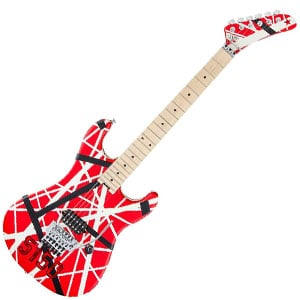 EVH Striped Series 5150 Review – A Frankenstrat Fit for a King!