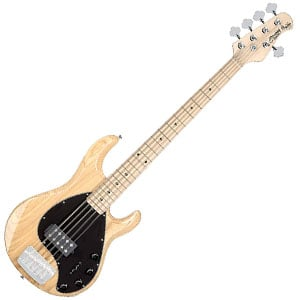 Sterling by Music Man RAY35-NT Review – A Modern 5-String Bass with a Prestigious Pedigree