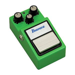 Ibanez TS9 Tube Screamer Review – Classic Green-Box Tone