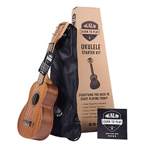 Kala Learn to Play Ukulele Starter Kit Review – Get Started on a Budget