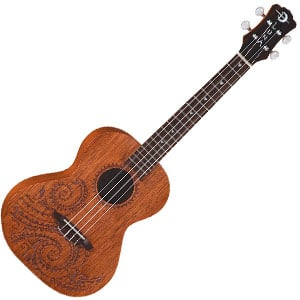 Luna Tattoo Tenor Ukulele Review – A Classic Hawaiian Design with Tones to Match