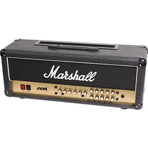 Marshall JVM210H Review – Massive Tone with Massive Power