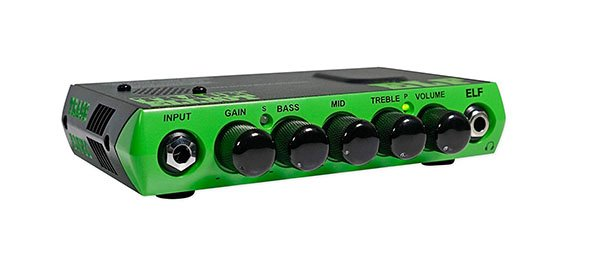 Trace Elliot ELF 200 Review – A Portable Head That Packs a Punch