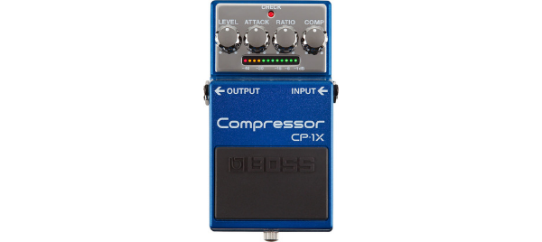 Boss CP-1X Review – Compression Without Compromise