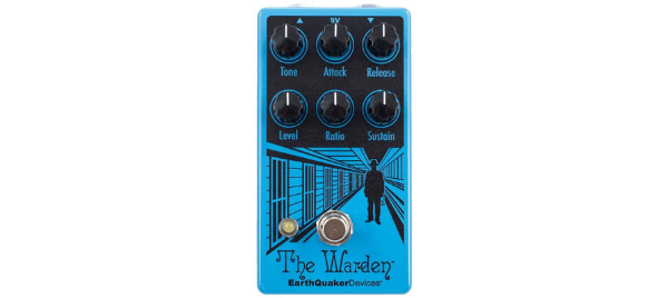 EarthQuaker Devices the Warden V2: Boutique Compression on a Dime