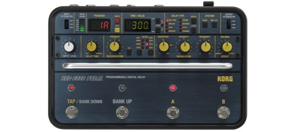 Korg SDD 3000 Pedal Review: An Instant Hit